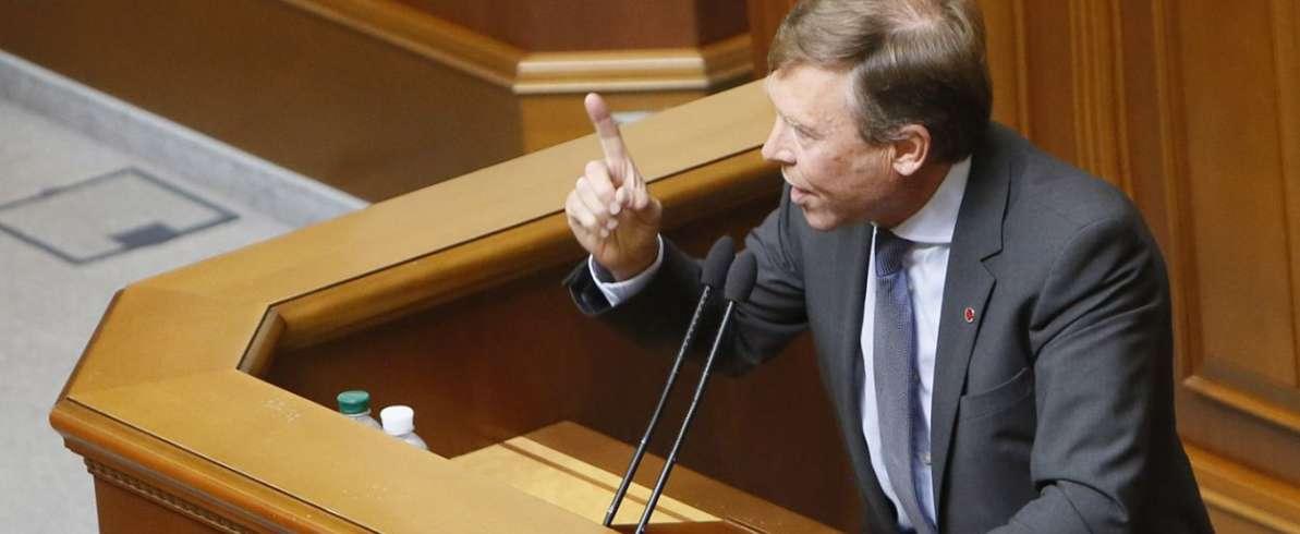 «Батьківщина» закликає владу припинити політичні репресії, – Сергій Соболєв