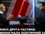 Юлія Тимошенко: Влада генерує політику, несумісну з життям людей