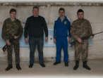 На Київщині депутат від «Батьківщини» нагородив переможців турніру зі стрільби