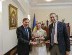 Юлія Тимошенко зустрілася з ексдиректором  ЦРУ