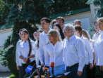 «Батьківщина» йде на місцеві вибори з гаслом ЄДИНА НАДІЙНА КОМАНДА