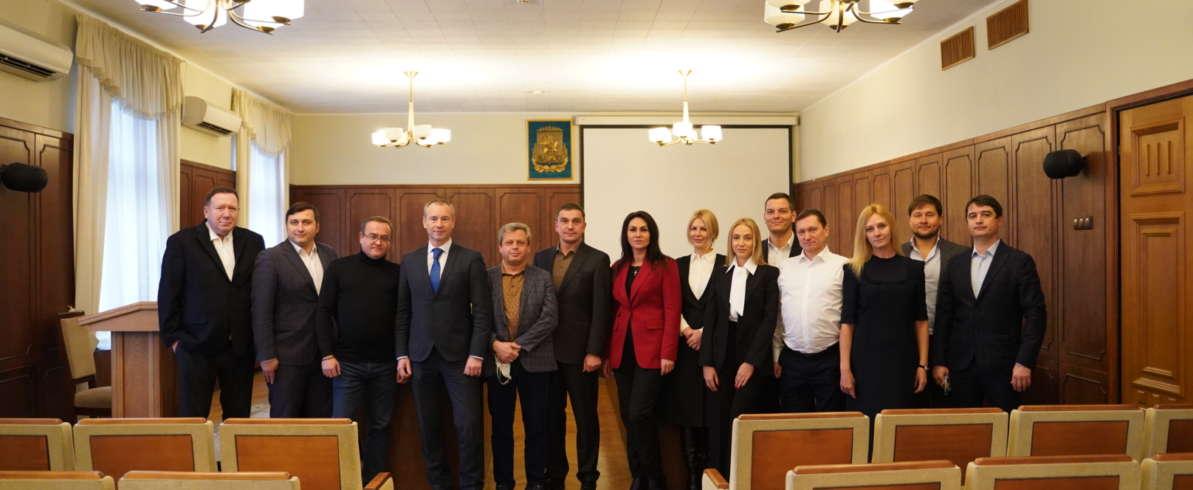 Депутати Київської обласної ради від «Батьківщини» урочисто отримали свої посвідчення
