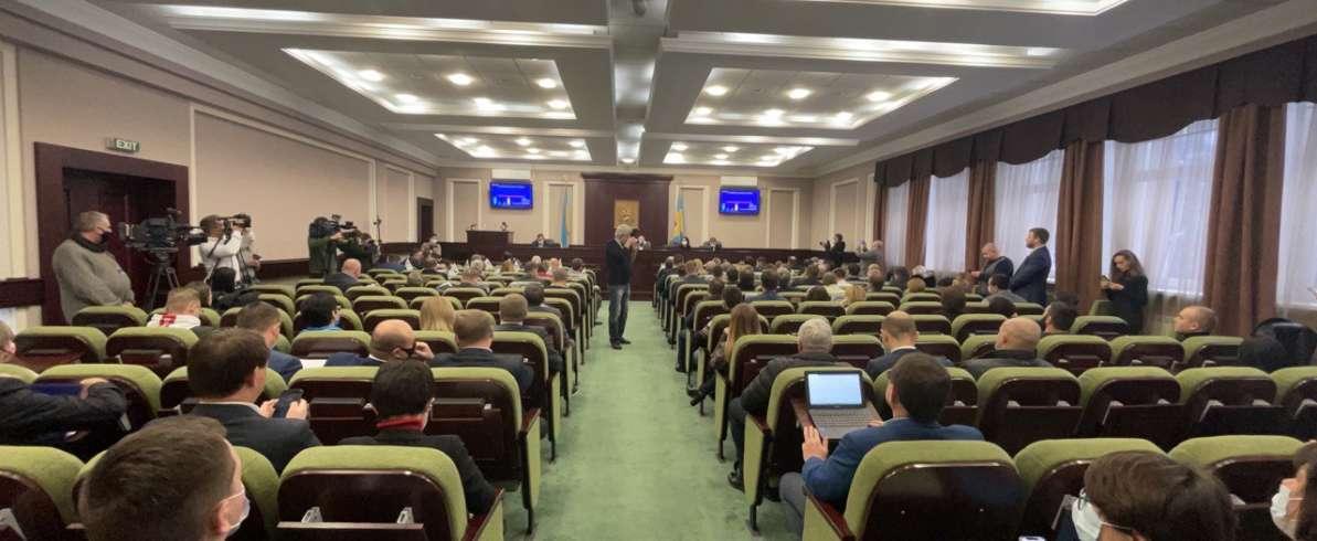 Київська обласна рада прийняла бюджет 2021